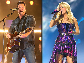 Yee-haw! Look No Further for Your Essential ACM Awards Playlist | Blake Shelton, Carrie Underwood