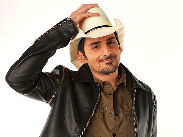 Brad Paisley on Black Tie, Injuries and BBQs