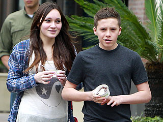 PHOTO: Is Brooklyn Beckham Already Dating?
