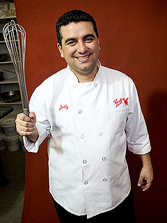 'Intoxicated Man' Steals Four Cakes from Cake Boss's Buddy Valastro | Buddy Valastro