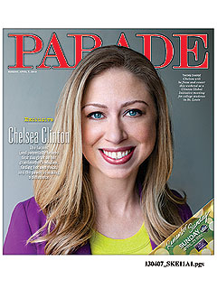 What's Chelsea Clinton's Favorite Kind of Date Night? | Chelsea Clinton