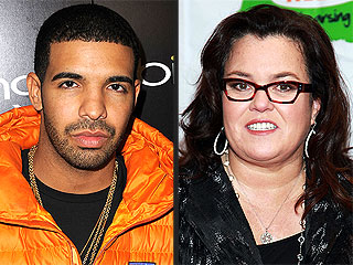 Whoops! The Hilarious Reason Rosie O'Donnell Is Tweeting at Rapper Drake