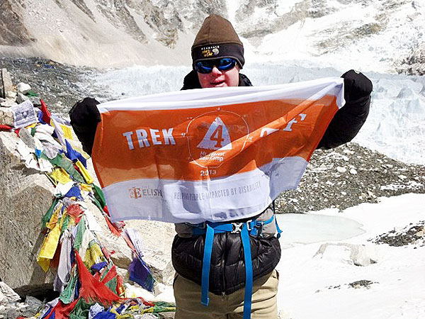 Eli Reimer Is First Person with Down Syndrome to Reach Mt. Everest's Base Camp