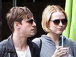 See Evan Rachel Wood&#39;sGrowing Baby Bump | Evan Rachel Wood, Jamie Bell