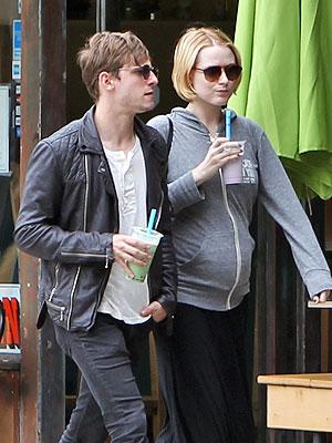 Evan Rachel Wood Pregnant