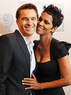 Halle Berry Olivier Martinez Expecting Son