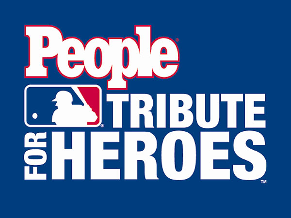 Major League Baseball, PEOPLE Team Up for Tribute for Heroes