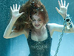 PHOTO: Why Is Isla Fisher Trapped Underwater? | Isla Fisher