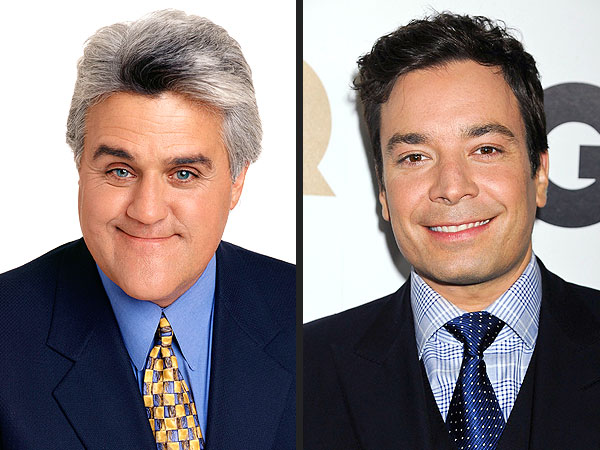 Who Will Be Jay Leno's Final Guest? And Jimmy Fallon's First?