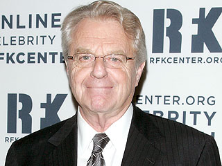 POLL: Will You Watch Jerry Springer's New Show, Tabloid?