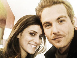 Kevin Zegers's Wedding-Planning Workload: '95 Percent Her, 5 Percent Me'