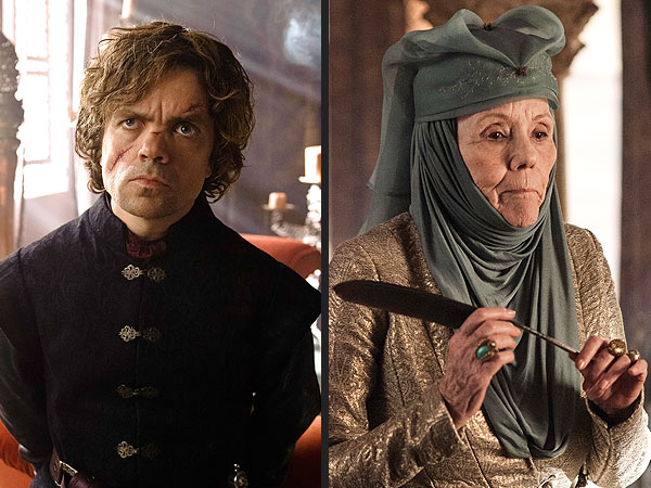Game of Thrones: 5 Things We Love (Slash Are Obsessed With)| A Game of Thrones, Game of Thrones, TV News, Emilia Clarke, Peter Dinklage, Actor Class