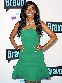 RHOA's Porsha Is 'Trying to Remain Strong' Through Divorce