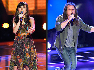 How Miranda Helped Blake Win a Country Contestant on The Voice