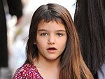 Suri Cruise Gets Bangs | Suri Cruise
