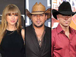 Start Following Your Favorite Country Music Stars!