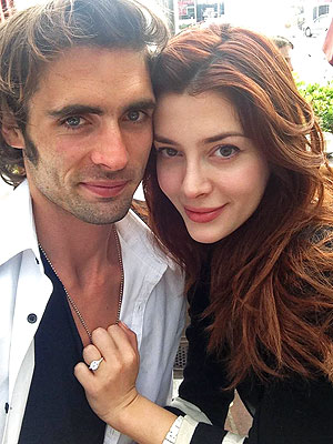 Tyson Ritter Engaged to Elena Satine