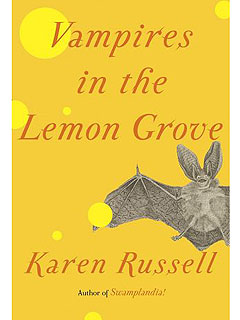 What We're Reading: Story Collections We're Loving| Dear Life, Vampires in the Lemon Grove, Book Reviews, What We're Reading, Alice Munro, Karen Russell, Sam Lipsyte