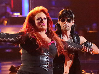 Wynonna Fears She Disappointed Tony Dovolani with Early DWTS Dismissal | Tony Dovolani, Wynonna Judd