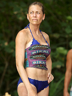 Survivor's Corinne Kaplan: Being Voted Off Is 'Cringe-Worthy' | Corinne Kaplan