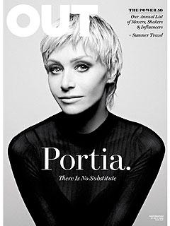 Portia de Rossi OUT Ellen DeGeneres