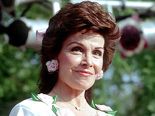 Annette Funicello Dies After Long Battle with MS