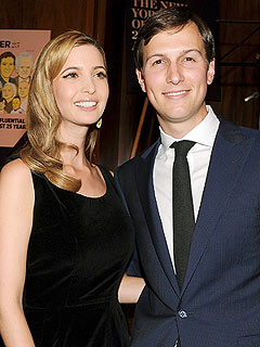 Ivanka Trump Welcomes Son