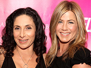 Mandy Ingber Shows You How to Get Jennifer Aniston's Fab Arms