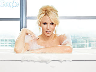 See Jenny McCarthy in Her Favorite Room (Hint: She's in the Bath) | Jenny McCarthy