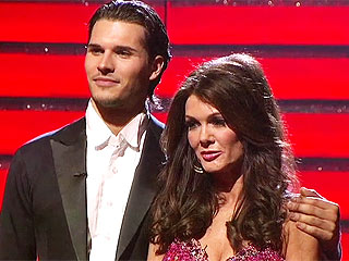 Lisa Vanderpump Blogs About the Difficult End of DWTS Journey