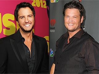 Country Superstars to ACM Cohost Luke Bryan: Stay On Your Toes | Blake Shelton, Luke Bryan