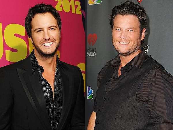 Luke Bryan, Blake Shelton Co-Host ACM Awards
