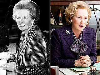 Meryl Streep Remembers Margaret Thatcher as a 'Pioneer' | Meryl Streep
