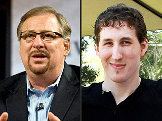 Pastor Rick Warren&#39;s Son, 27, Commits Suicide