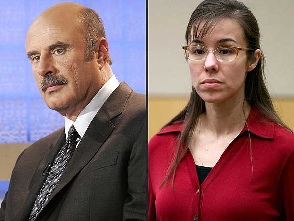 Dr. Phil: I'm Not Paying for Jodi Arias's Family During Her Trial
