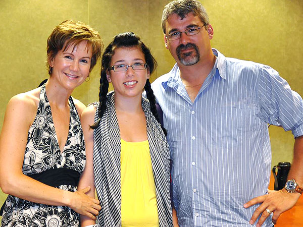 Rehtaeh Parsons's Father Remembers Her Sweetness