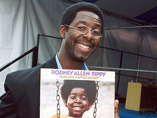 Remember Rodney Allen Rippy? He's Running for Mayor!
