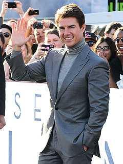 Tom Cruise Ducks Questions About His Love Life | Tom Cruise