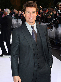 Tom Cruise: 'It's Great to be 50' | Tom Cruise