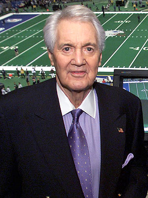 Pat Summerall Dies at 82