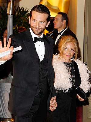 Bradley Cooper's Mom Is His Roommate