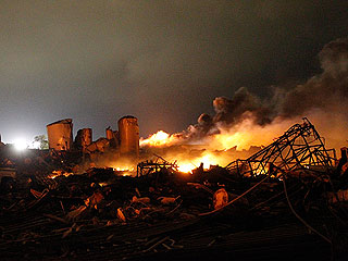 Up to 15 Feared Dead in Texas Factory Blast