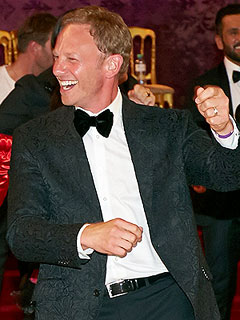 Ian Ziering to Take It Off with the Chipp