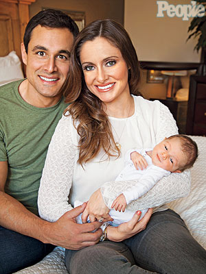 Jason Molly Mesnick Daughter Riley First Photo Exclusive