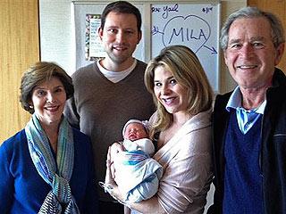 Meet Jenna Bush Hager's Daughter Mila | Jenna Bush