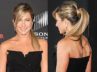 Recognize the Circles? Jennifer Aniston's Cupping Marks Make Red Carpet Debut | Jennifer Aniston