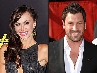 From Awkward to Fun! Karina Smirnoff&#39;s Take on Dancing with Ex-Fianc&#233; Maks