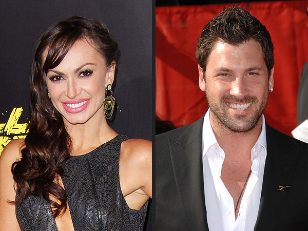 Dancing with the Stars: Karina Smirnoff and Maksim Chmerkovskiy Together Again