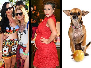 Who's a Red-Hot Mama, Who's Actually Hot at Coachella? | Katy Perry, Kim Kardashian