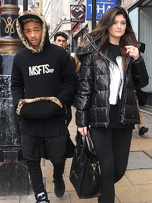 Jaden Smith Gushes About the 'Pretty Awesome' Kylie Jenner